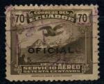 Sellos de America - Ecuador -  ECUADOR_SCOTT CO15 $0.3