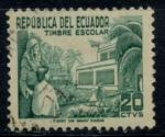 Stamps : America : Ecuador :  ECUADOR_SCOTT RA63 $0.2