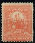 Stamps : America : Peru :  PERU_SCOTT 158.04 $2.5
