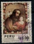 Stamps : America : Peru :  PERU_SCOTT 908.03 $1.4