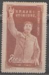 Sellos de Asia - China -  STALIN ORADOR