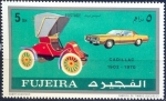 Stamps : Asia : United_Arab_Emirates :  Carros, Fujeira