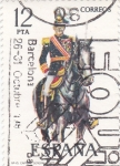 Stamps : Europe : Spain :  CAPITAN GENERAL (33)