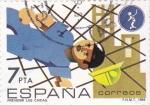 Sellos del Mundo : Europa : España :  PREVENIR LAS CAIDAS (33)