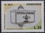 Sellos del Mundo : America : Honduras : 140.º aniversario del Servicio Postal de Honduras