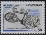 Stamps America - Honduras -  140.º aniversario del Servicio Postal de Honduras