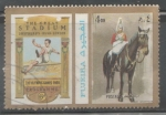 Stamps : Asia : United_Arab_Emirates :  FUJEIRA-LONDRES JUEGOS OLÍMPICOS 1908