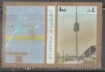 Sellos del Mundo : Asia : Emiratos_Árabes_Unidos :  FUJEIRA-MUNICH JUEGOS OLÍMPICOS 1982---