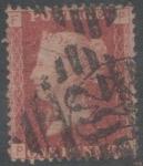 Stamps United Kingdom -  PENNY BROWN SCOTT NUMERO 4-