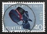 Stamps Switzerland -  Ejército de Salvación