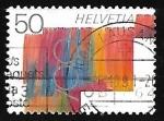 Stamps Switzerland -  700 Years Swiss Confederation