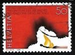 de Europa - Suiza -  Fuego