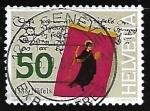 de Europa - Suiza -  St.-Fridolins Banner