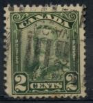 Stamps America - Canada -  CANADA_SCOTT 150 $0.2