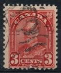 Stamps America - Canada -  CANADA_SCOTT 167 $0.25