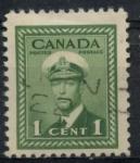 de America - Canadá -  CANADA_SCOTT 249 $0.2