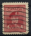 de America - Canadá -  CANADA_SCOTT 254 $0.2