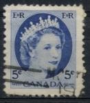Sellos del Mundo : America : Canadá : CANADA_SCOTT 341.01 $0.2
