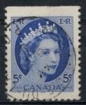 Sellos del Mundo : America : Canadá : CANADA_SCOTT 341.02 $0.2