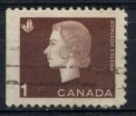 Sellos del Mundo : America : Canadá : CANADA_SCOTT 401.01 $0.2