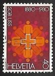 Sellos de Europa - Suiza -  Symbolism