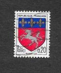 Sellos de Europa - Francia -  Armas de Troyes
