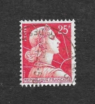 Stamps France -  756 - Marianne