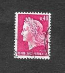 Sellos de Europa - Francia -  1231 - Marianne
