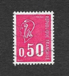 Stamps France -  1293 - Marianne