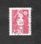 Stamps France -  2187 - Marianne
