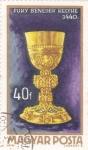 Stamps : Europe : Hungary :  ARTESANIA