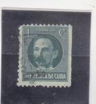 Stamps : America : Cuba :  MARTI