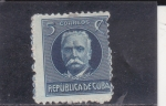 Stamps : America : Cuba :  CALIXTO GARCIA