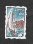 Sellos de Europa - Francia -  1127 - Serie Turística