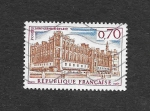 Stamps : Europe : France :  Serie Turística