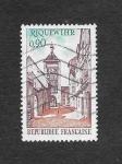 Stamps France -  1312 - Serie Turística