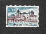 Stamps of the world : France :  Serie Turística