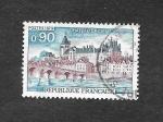 Stamps France -  1373 - Serie Turística