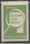 Stamps : America : Argentina :  COLECCIONE SELLOS POSTALES