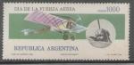 Sellos de America - Argentina -  DÍA DE LA FUERZA AÉREA- 1981