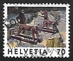 Stamps Switzerland -  Juego de niños | Juguetes |