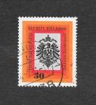 Stamps : Europe : Germany :  Centenario de la Fundación del Imperio Aleman