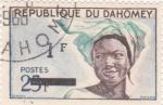 Stamps : Africa : Benin :  NATIVA