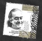 Stamps Brazil -  3304 - Centº del nacimiento de Vinicius de Moraes, músico