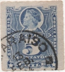 Stamps : America : Chile :  Y & T Nº 24