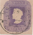 Stamps America - Chile -  Y & T Nº 00