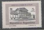 Stamps America - Argentina -  MUSEO DE LA CIUDAD DE LA PLATA.