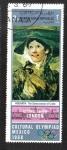 Stamps : Asia : Yemen :  Olimpiadas culturales 1968 - nacional