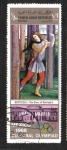 Stamps : Asia : Yemen :  Olimpiadas culturales 1968 - Prado Madrid