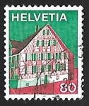 Stamps Europe - Switzerland -  Ermatingen (Thurgau)